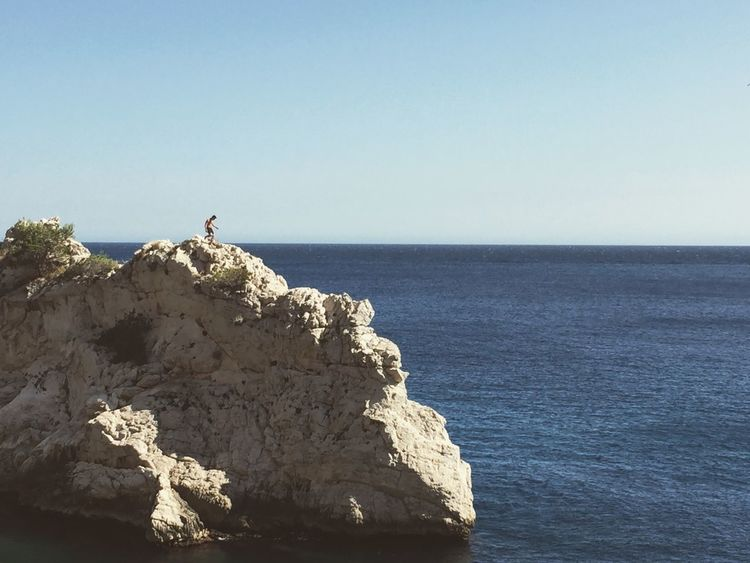 Seaside. Marseille Calanques  Photography Photo Photographer Sea Landscape Landscape_photography Seaside Light Relaxing Enjoying Life