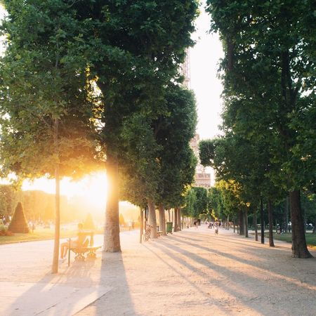 Sunset Sunlight Sun Sunbeam Sunset Outdoors City Beauty In Nature Cityscape Travel Destinations
