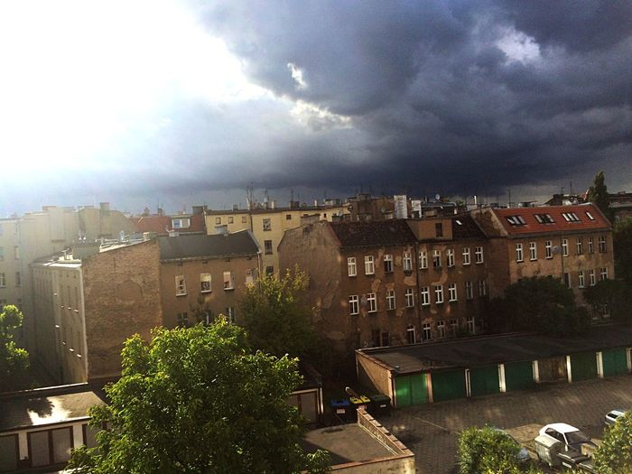 Poznań Wilda City City Life Sky