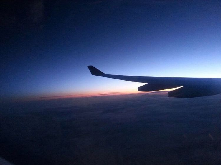 Fly <3<3 Plane Surreal Hello World Space