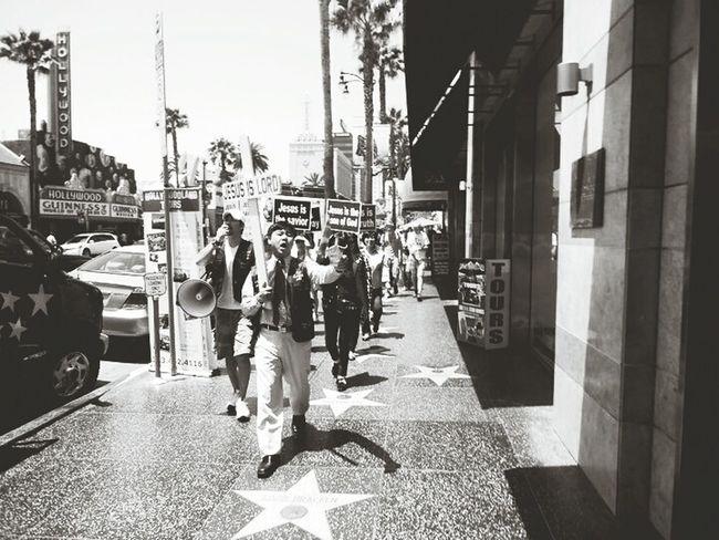 That's Hollywood Hollywood USAtrip USA America Amerika Hello World
