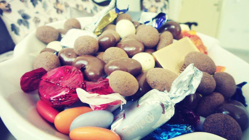 Hi! Enjoying Life Nice Day Photo العبالو ما يحرم حالو ;-) ;-) Chocolate
