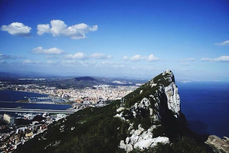 The Rock Travelling Gibraltar