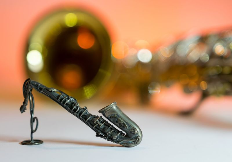 Saxophone Sax Arts Culture And Entertainment Music Shiny Backgrounds Wallpapers Closeup