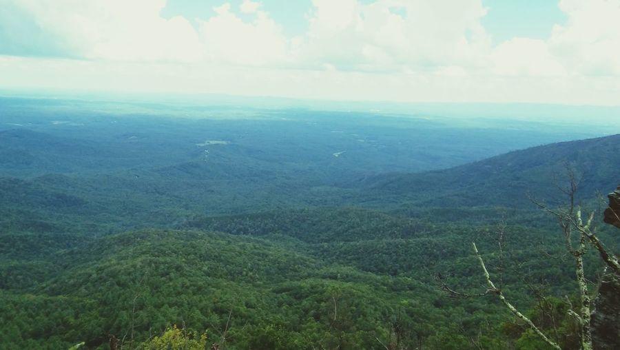 Blue Ridge Mountains Chimneys