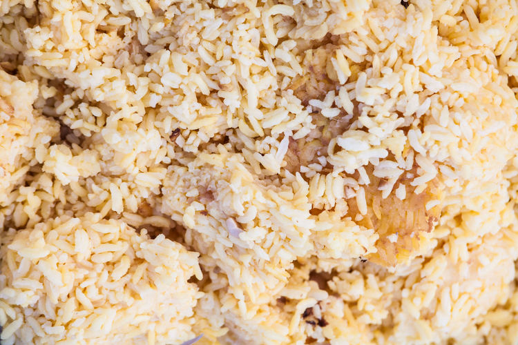 Close up view of rice texture for blur background Rice Paddy Rice Rice - Cereal Plant Rice Field Rice - Food Staple Textured  Texture Textured Effect Dog Dog Food Food Food And Drink Full Frame Healthy Eating Close-up Wellbeing Backgrounds Freshness No People Indoors  Cereal Plant Abundance Still Life Heap Studio Shot Seed Snack High Angle View Oats - Food