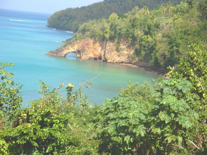 View Nature Green Sky Sea Beach Water Seascape Blue Tranquility Vacations