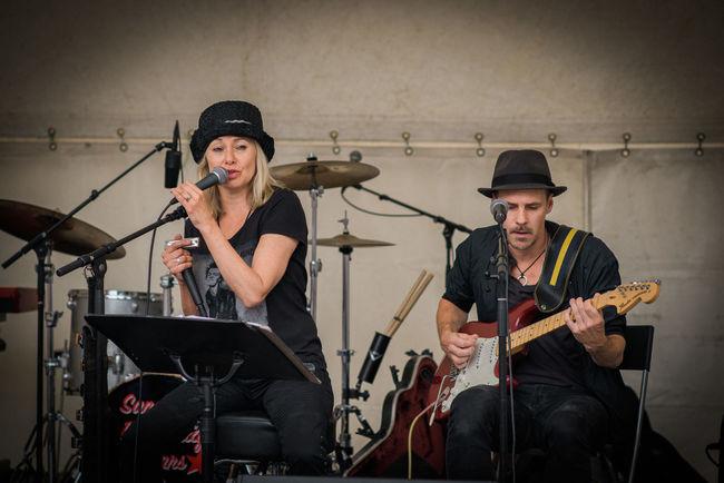 Sandvikendagarna 2017 Blues Louise Hoffsten Music Musician Rhytm & Blues Sandviken Sandvikendagarna Sandvikendagarna 2017 Sandvikens Kommun Singer  Summer Vocalist