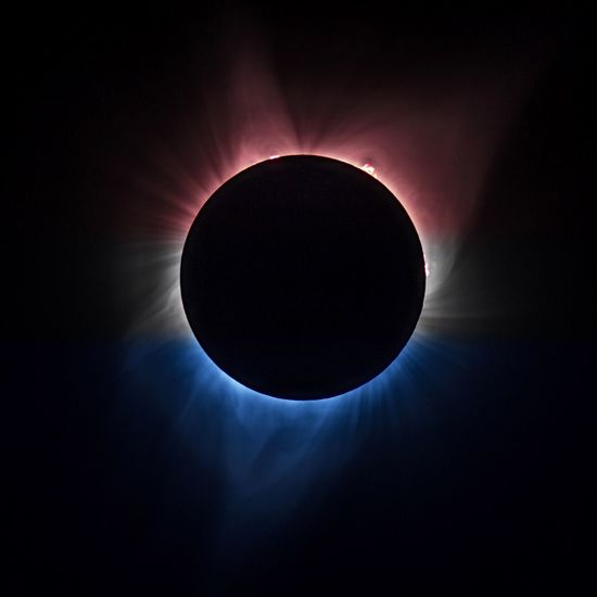 Solar Eclipse 2017 Solar Eclipse Eclipse 2017 Moon Path Of Totality Eclipse Sun Totality Salem, Oregon Sun And Moon Canon America Made In America United States Red White And Blue Astronomy No People Robert DuVernet Photography