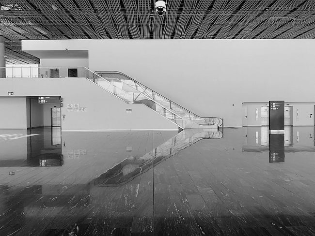 Airport Building Interior Built Structure Architecture Water Day No People Transportation