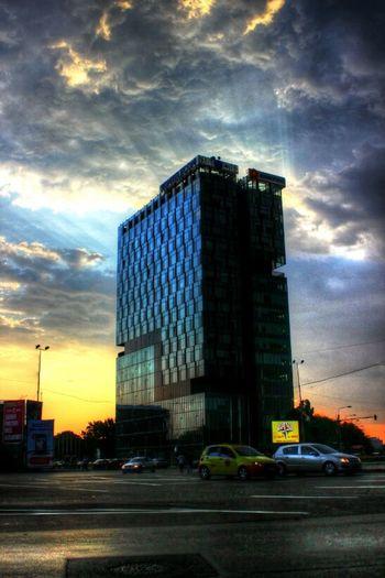 Piața Victoriei Made In Romania Eyem Best Shot-Hdr EyeEmBestEdits