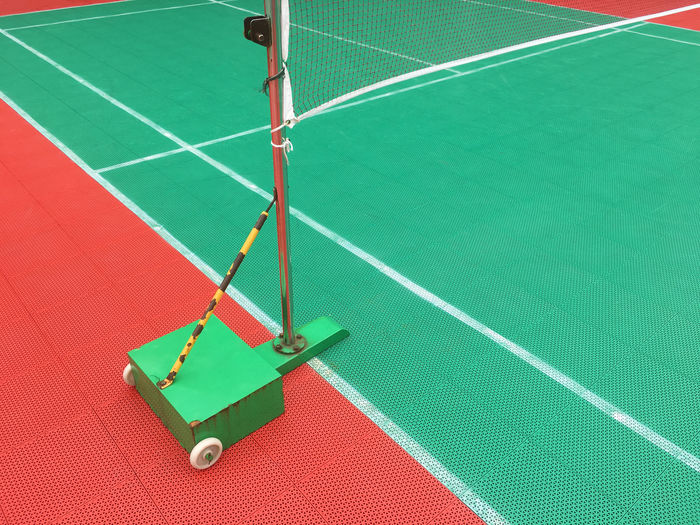 Net - Sports Equipment Sport No People Outdoors Tennis Close-up Empty Dividing Line Competition Court