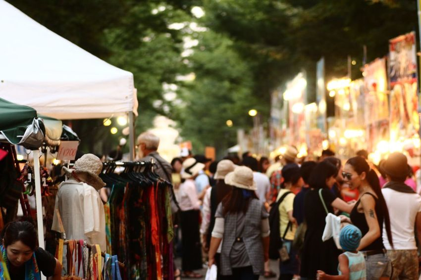 The Thai Fair 2015 in Yoyogi park Depth Of Field Snapshots Of Life Urban Lifestyle People Watching Collected Community Holiday POV The Purist (no Edit, No Filter) Everybodystreet Summer Views Festival The Best From Holiday POV People Streetphotography Street Photography Streetphoto_color Photos That Will Restore Your Faith In Humanity From My Point Of View EyeEm Best Shots Walking Around Summer Crowd Getting Inspired Eye4photography  The Street Photographer - 2015 EyeEm Awards Street Fashion