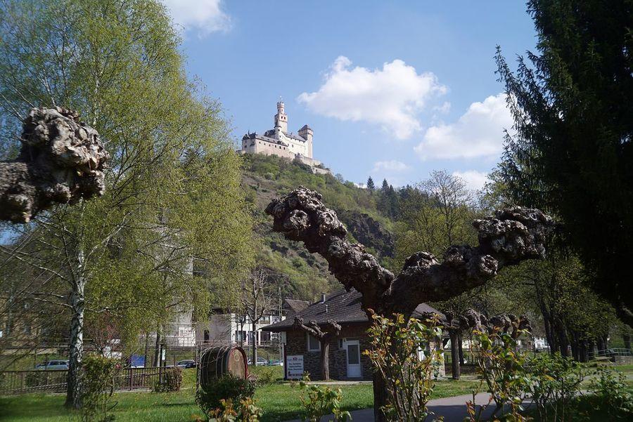 Marksburg, Rhein