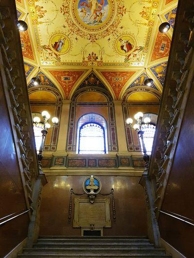 Museum Für Angewandte Kunst MAK Hallway Architecture