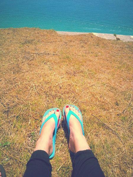 Santoña Relaxing Hanging Out Enjoying Life Vacaciones🌴 Buenos Dias Mundo!