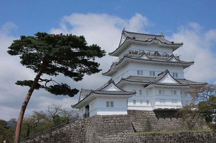 Castle Japan Odawara Odawara Castle / Japan