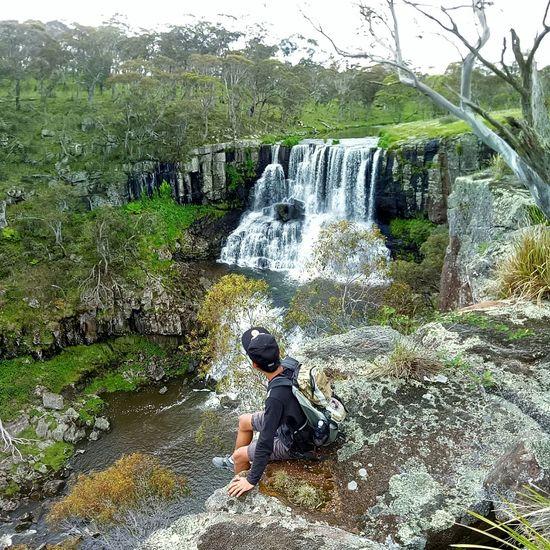 Travel Travel Photography Eborfalls New South Wales  Australia Waterfall Backpacker The Traveler - 2018 EyeEm Awards Tourist Attraction