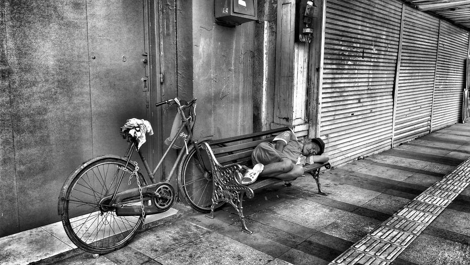 I know you tired Transportation Mode Of Transport Bicycle Land Vehicle No People Indoors  Stationary Close-up Day Photography One Man Only Business Finance And Industry Adults Only One Person Full Length City Adult Photo Cheerful Holding Tranquility Lake BandungIsMe Bandung Indonesia Nature
