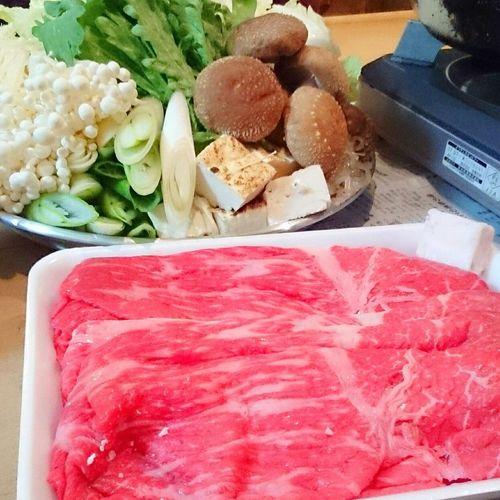 My Dinner Sukiyaki