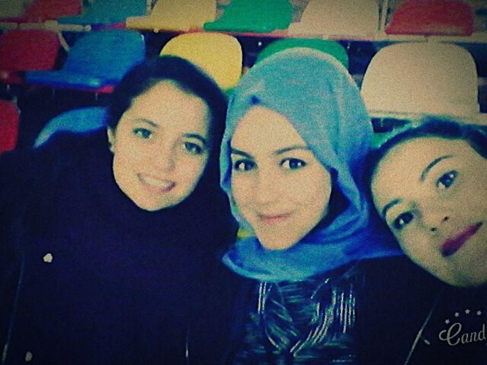 Basketbol maçı :)