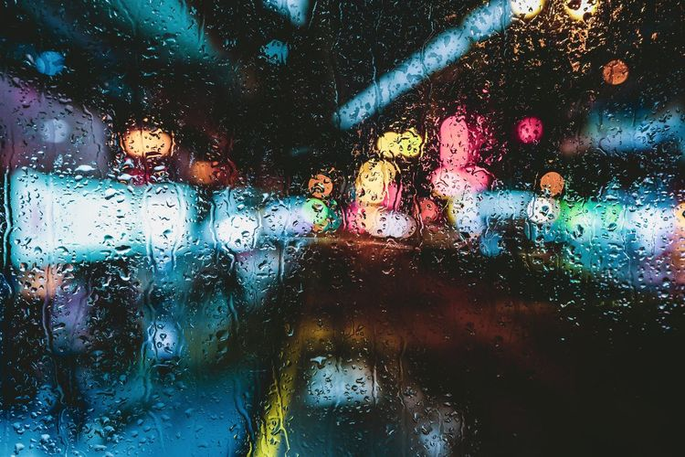 Wet Window Rain Reframinghk Discoverhongkong Nightphotography Glass - Material Wet Full Frame Drop Transparent Backgrounds Rain Water Window Land Vehicle Indoors  Car Transportation Motor Vehicle Vehicle Interior No People Mode Of Transportation Night Rainy Season RainDrop