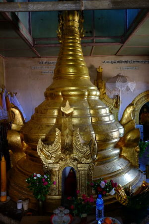 Small Gold Stupa at Kakku Pagoda Buddhism Buddhist Pagoda Buddhist Stupa Buddhist Temple Composition Famous Place Full Frame Gold Coloured Gold Stupa Indoor Photography Inle Lake Kakku Myanmar No People Place Of Prayer Place Of Worship Religion Shan State Small Stupa Spirituality Tourism Tourist Attraction  Tourist Destination