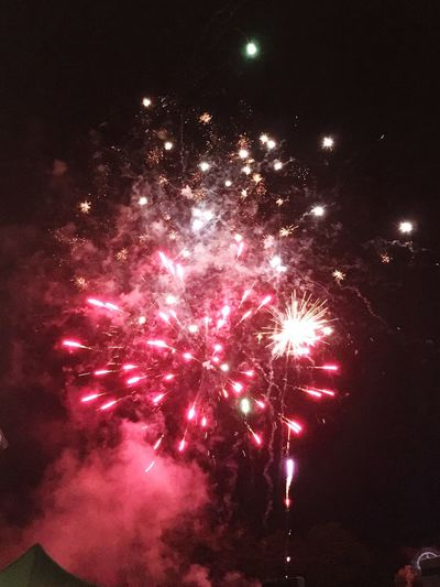 Fireworks Fashionshow Night