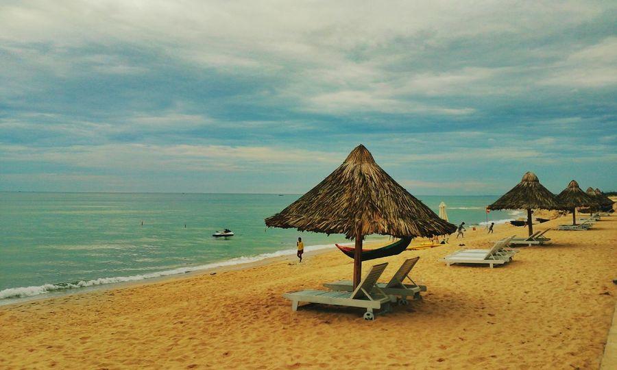 RelaxingBeach Summer HDR