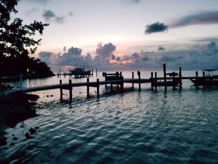 dock Water Sea