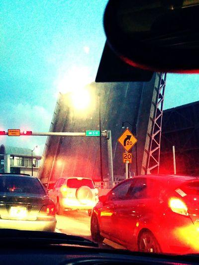 traffic in Miami
