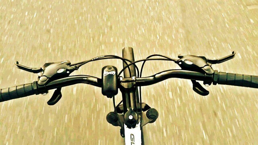 Excercising Bike