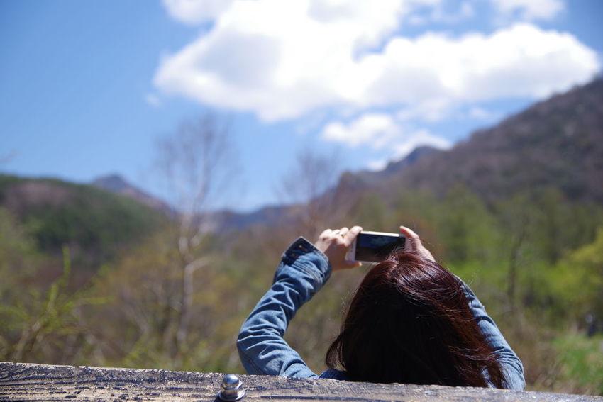 Landscape FUKUSHIMA Beautiful Japan Mt.Bandai