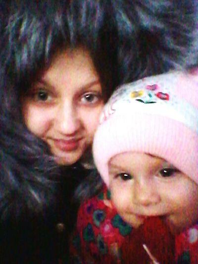My little sister♡♡♡