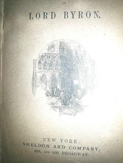 Lord Byron book
