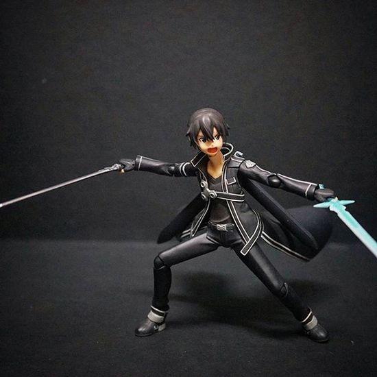 Kirito Sao SwordArtOnline Swordartonline2 Sao Saoggo Xperia_knight Figma