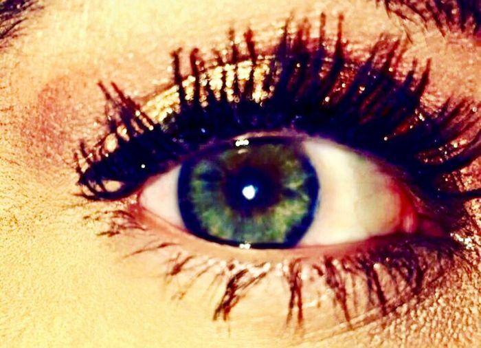 Eyes Into the Soul Long Lashes ^.^ Hazel Eyes  Eye Eyelash Sensory Perception Human Eye One Person Looking At Camera Beautiful Woman Iris - Eye Eyesight Eyeball Blue Eyes