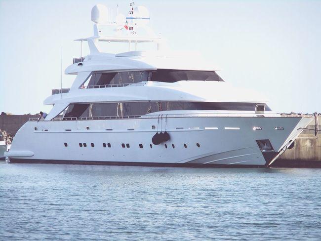 Yacht Fujifilm Porto Rome Ostia Boats Mare Estate Summertime Summer
