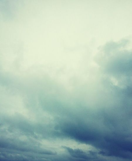 Sky And Clouds Rain Cloud