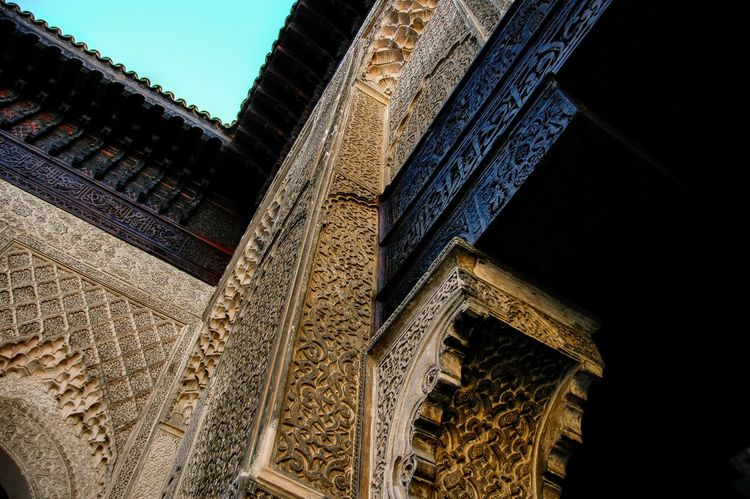 Stone art Stone And Wood Arab Architecture Arquitectura árabe