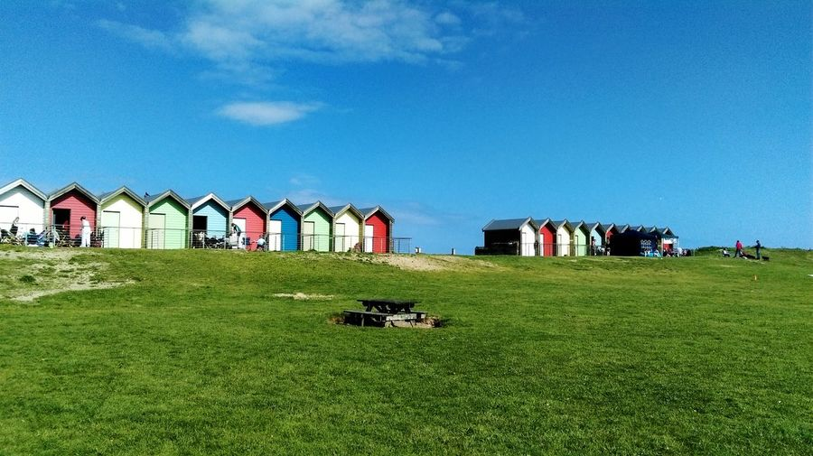 Blyth Seaside