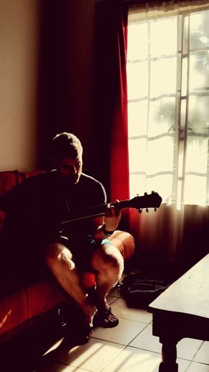 What I Value Music Friends Time Friendship Guitar Serenity