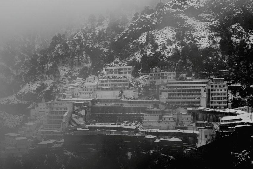 Miles Away Katra Jammu India Lgg4photography Black And White Friday