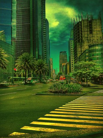 remake Gusali Makati Ayalaavenue Walking Around