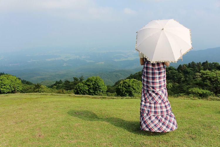 Aoyama Prairie Prairie Green Hills Japan Umbrella