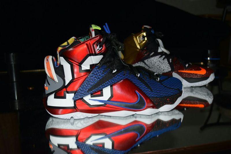 Kicks Whatthe Menswear Philadelphia Downtown Today's Hot Look Shoes Basketball Lebron12 Streetfashion Check This Out