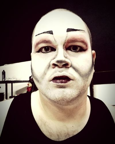 Shakespeare Theater Theatre Makeup Backstage Drama Actor Acting...