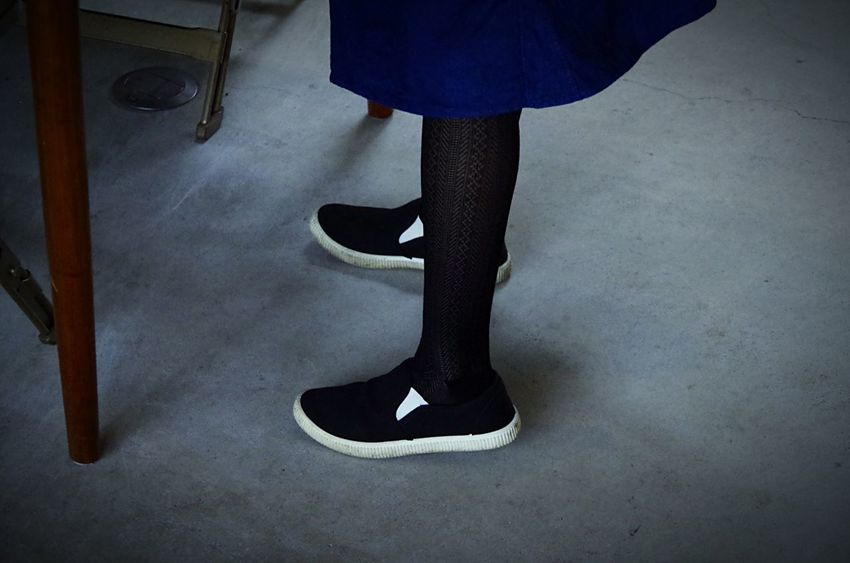 step Slipon Ladys Footwear