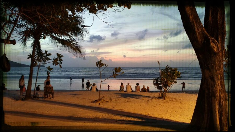 This Is What Peace Is To Me Patongbeach Thailand Relaxing
