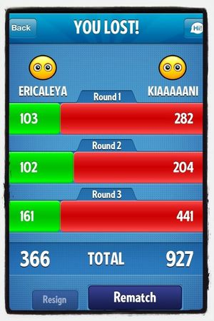 Soo kiani just whooped my butt in ruzzle